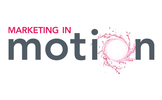 logo Marketing in Motion