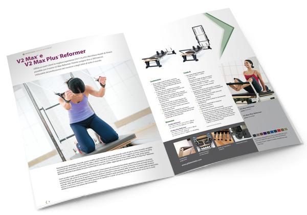 Catálogo Pilates Italia