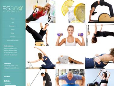 Pilates 360