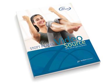 Catálogo DVDs STOTT PILATES