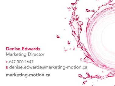 Marketing in Motion