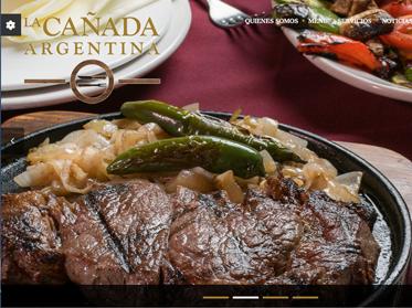 Restaurant La Cañada Argentina