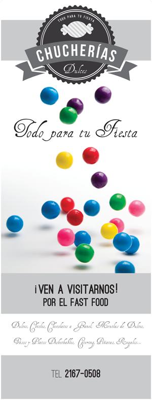 Chucherias-banner